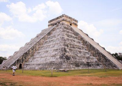 Chichen Itza's Pyramid