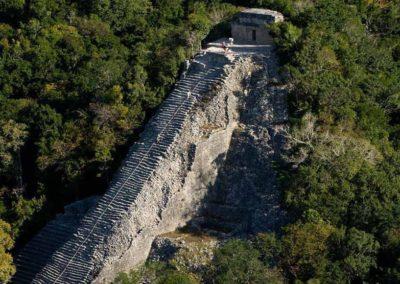 Coba Main Castle