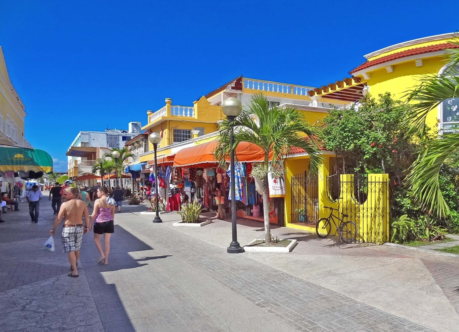 Tourism Info - This is Cozumel